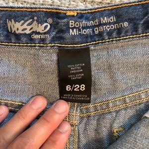 Mossimo Supply Co. Shorts - Mossimo Jean Shorts